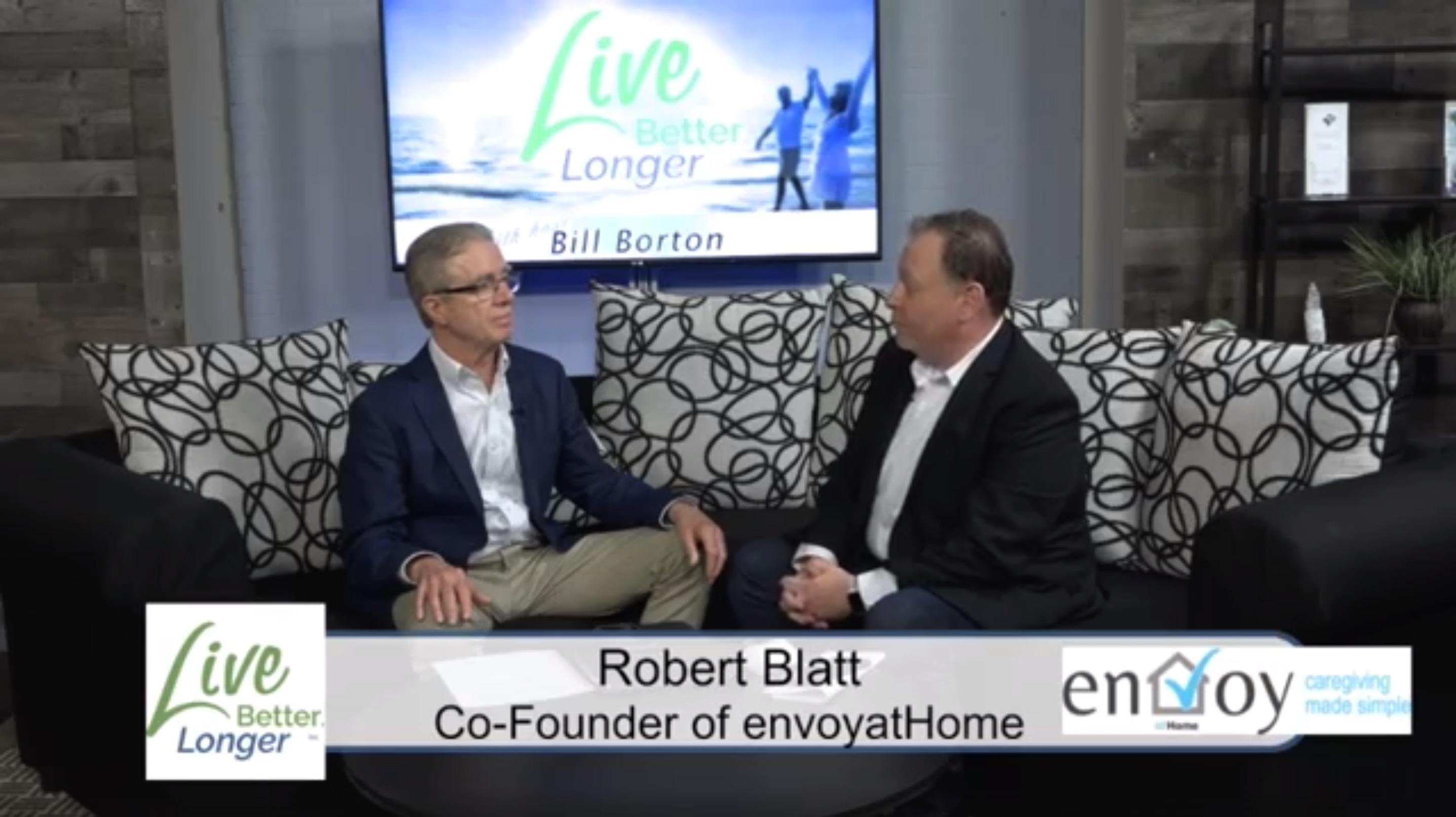 Rob's Inspiration for Virtual Caregiving